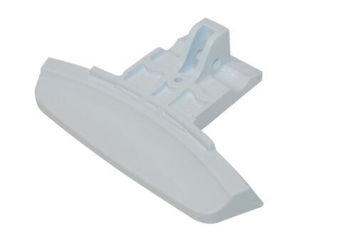 Ariston /& hotpoint véritable machine à laver blanc poignée de porte catch plastique levier