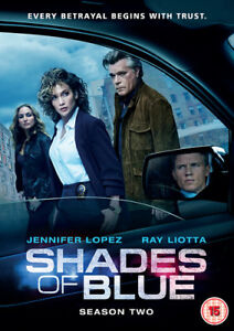 Shades-of-Blue-Season-Two-DVD-2018-Ray-Liotta-cert-15-4-discs-NEW