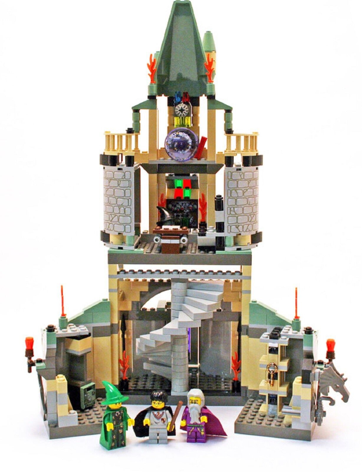 Lego Lego Lego 4729 Harry Potter Dumbledor Office complet à 100 % de 2002 -CG10  más descuento