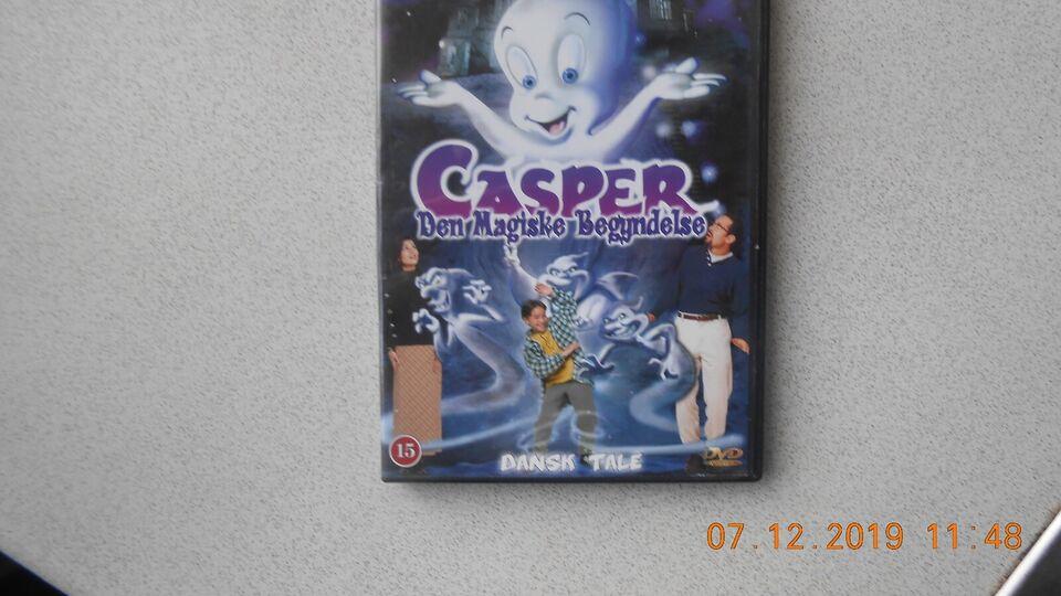 Casper : Den Magiske Begyndelse, instruktør Det søde
