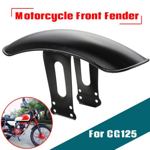 Motorrad Vorderkotflügel Kotblech Frontfender Schutzblech Eisen für Honda CG125