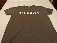 Chicago USA Concert Tour 2013 T Shirt XL Security