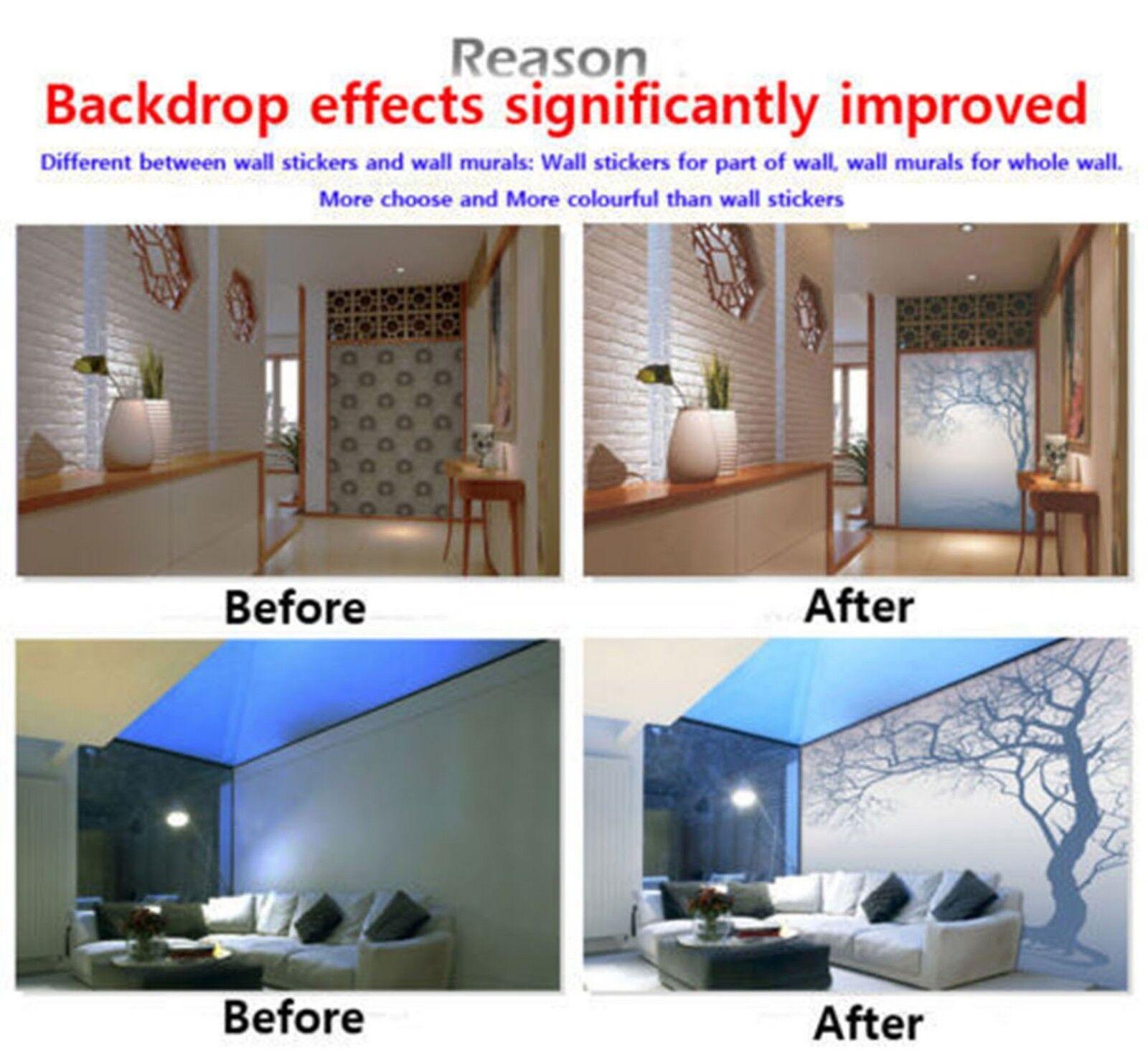 3D 3D 3D Blau Sky Cliffs 6 Floor WallPaper Murals Wall Print Decal AJ WALLPAPER Summer 1b01be