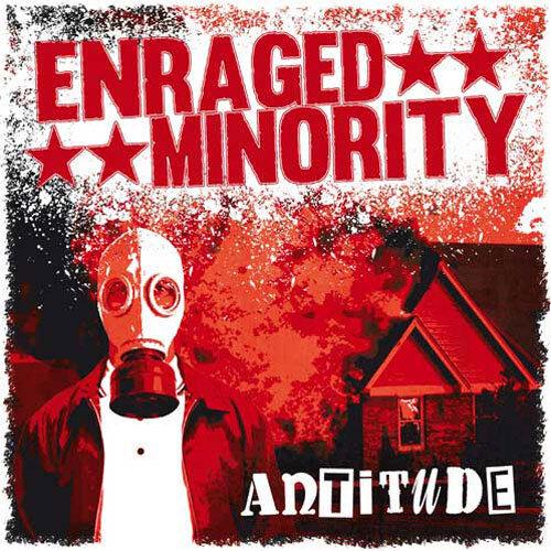 ENRAGED MINORITY ANTITUDE CD