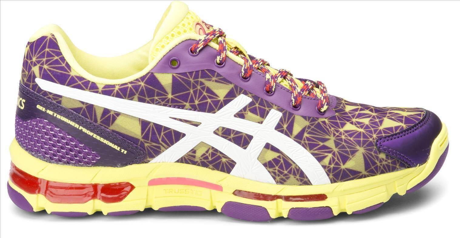 SPECIAL Asics     Asics SPECIAL Gel Netburner Professional 11 Donna Netball Shoes (B) (6038) 16271b