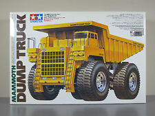 Vintage Rare New Tamiya 58268 R/C 1/20 Mammoth Tipper Dump Truck 4WD