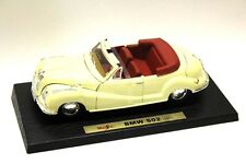 Maisto BMW 502 1955 1/18 Die Cast Metal Model Car Boxed Special Edition RARE