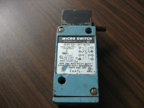 Micro Switch LSA7L Limit Switch