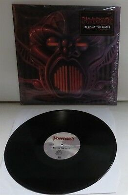 Possessed Beyond The Gates BLACK Vinyl LP Record new High ...