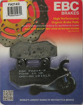 01-15 Bonneville T100 SE FRONT/&REAR BRAKE PADS fit TRIUMPH Bonneville 800 865