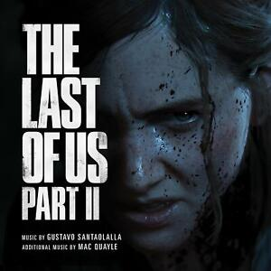 Gustavo-Santaolalla-The-Last-of-Us-Part-II-CD-NEU-OVP