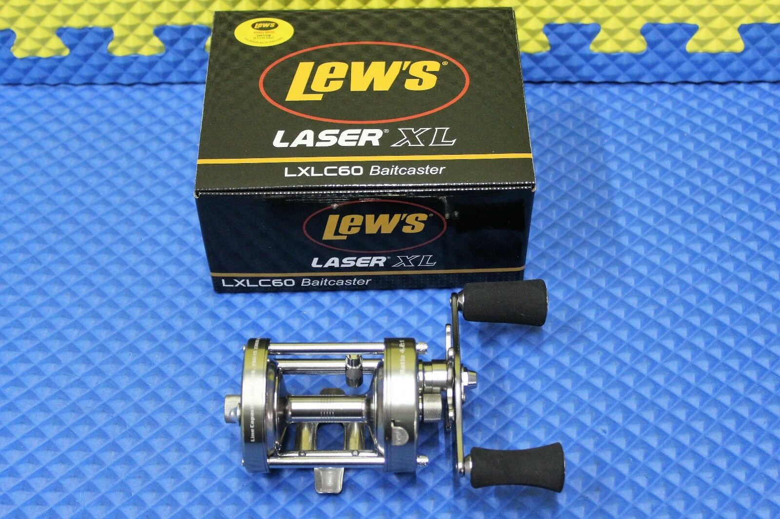 Lew's® Laser Baitcaster XL Baitcaster Laser Reel LXLC60 e7ac26