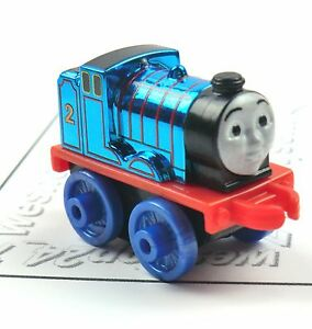 THOMAS /& FRIENDS Minis Train Engine 2015 RACER Spencer ~ NEW ~ Weighted