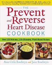 The Prevent and Reverse Heart Disease Cookbook Ann Crile Esselstyn Jane WT72089
