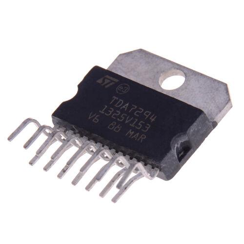 1Pcs audio amplifier IC ST ZIP-15 TDA7294 TDA7294V OJ