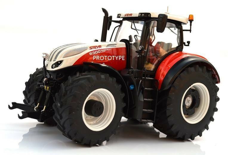 1 32 MarGe Models Steyr 6300 Terrus CVT  NEW
