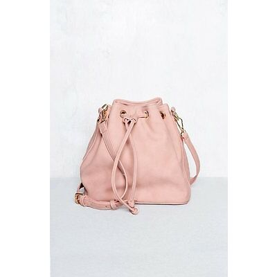 New Women's Eclat Seaux Bucket Bag Blush