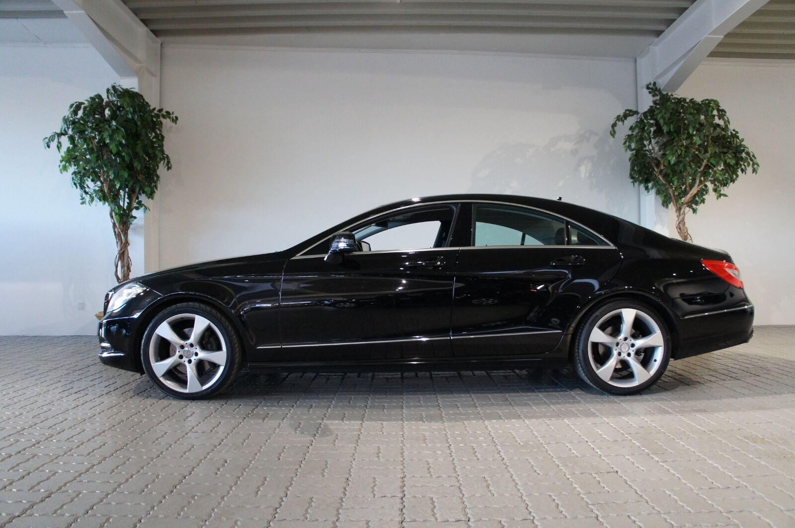 Mercedes CLS350 3,0 CDi aut. BE 4d - 329.900 kr.