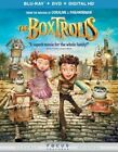 The Boxtrolls (2015 Release) Region BLURAY & R1 DVD