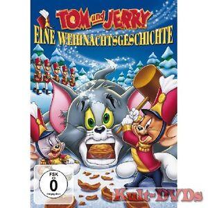 Tom-und-Jerry-Eine-Weihnachtsgeschichte-DVD-Zeichentrick-Weihnachten-Neu-OVP
