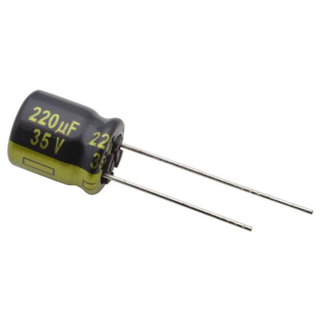 470uF 450/V elektrolytisch Radial Kondensator 105/C