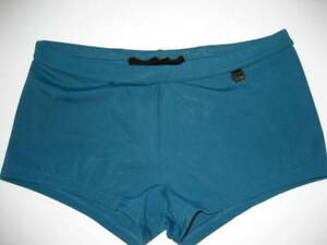 HOM-BOXER-DE-BAIN-OLIVE-TAILLE-6-MARINA-GREEN-BOXER-TRUNKS-size-XL-GB-38