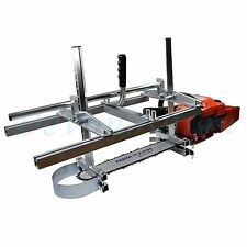 "Holzfforma Portable Chainsaw Mill Planking Milling From 14"" to 36"" Guide Bar"