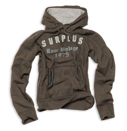 Surplus Hoodie Raw Vintage 40-3660 Used Look NEU