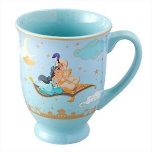 Tokyo Disney Resort Limited Aladdin Mug Cup Disneyland Japan 2019