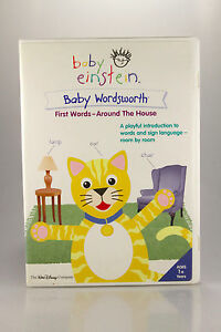 Baby Einstein Baby Wordsworth First Words Around The