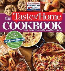 Taste of home cookbook 2015 spiral ebay taste of home cookbook 2015 spiral forumfinder Gallery