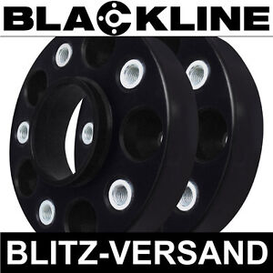 Spurverbreiterung-BlackLine-50mm-5x100-VW-Golf-IV-Golf-IV-Variant-Bora-97-06
