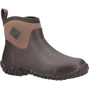 BARK OTTER Muck Boots Company Men/'s MUCKSTER II LOW Neoprene Rubber