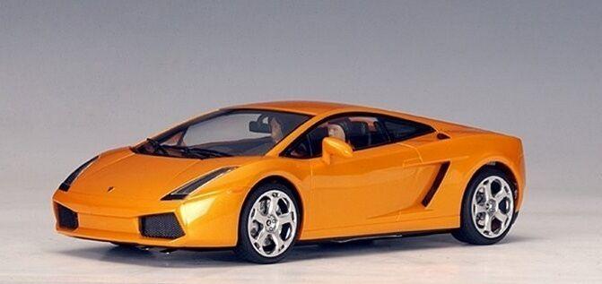 AUTOart 14032 Lamborghini Gallardo Slotcar 1 24 (Metallic orange) NEW SEALED