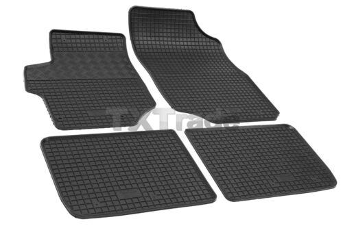 Fußmatten TOP Qualität  CITROEN C-Elysee ab 2012 Gummifußmatten passgenau