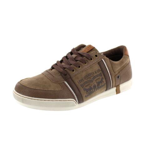 Levi´s Tioga Sneaker Herren 226793 Oscuro 794 Marrón OOr7Exqw