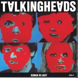 Details about Talking Heads Remain In Light 1980 Music Album Cover Canvas  Art 80s Poster Print
