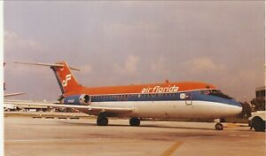AIR FLORIDA  AIRLINES  DC-9-14   AIRPORT /AIRPLANE / AIRCRAFT   587