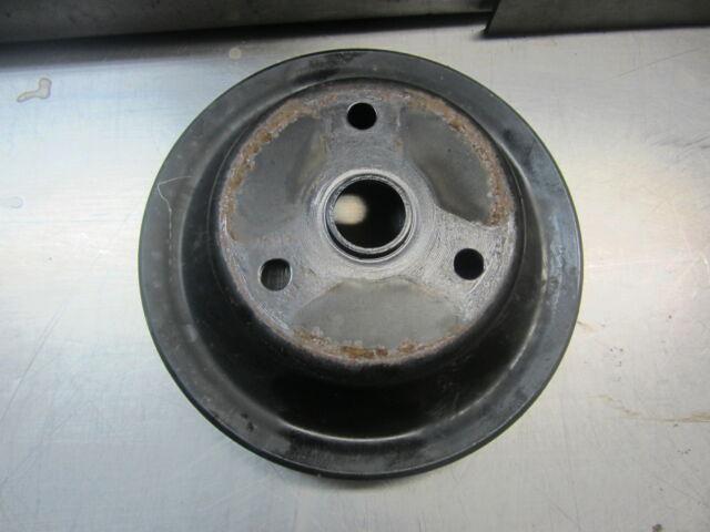 64g007 Crankshaft Pulley 1998 Chevrolet K1500 5 7