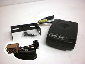 Pilot-80550-Electric-Trailer-Brake-Control-2003-07-GM-3015-Wiring-Harness