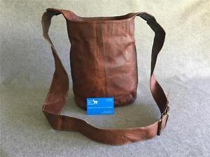 Handmade-Goat-Leather-Shoulder-Bag-N-BUCKET-Hobo-Nappy-Billy-Goat-Designs