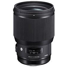 Sigma 85mm f/1.4 DG HSM Art Lens (for Nikon) *NEW*