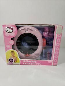 Sanrio-Hello-Kitty-Knitting-Machine-DIY-Yarn-Craft-Knit-Easy-Use-Woven-Toy-253