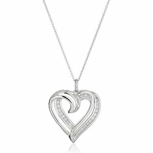 1-4-ct-Diamond-Swirled-Heart-Pendant-in-Sterling-Silver-18-034