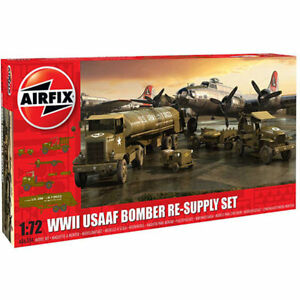 1:72 Airfix A06304 USAAF 8th Air Force Bomber Resupply Set