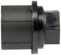 24 Black Lug Nut Covers 90-91 Chevrolet Gmc Truck C1500 C2500 C3500 K1500