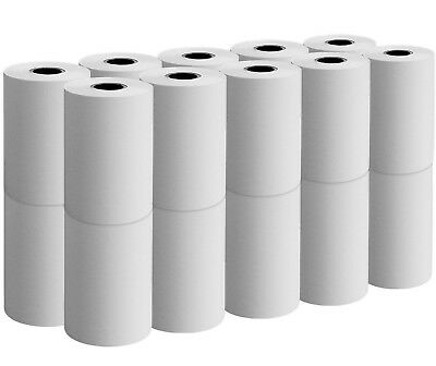 SMCO  20 Ingenico IWL 250 251 252 Thermal Paper Credit Card Receipt Rolls