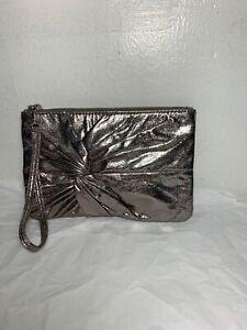 Wristlet Clutch Knot Bag 9 X 6 25