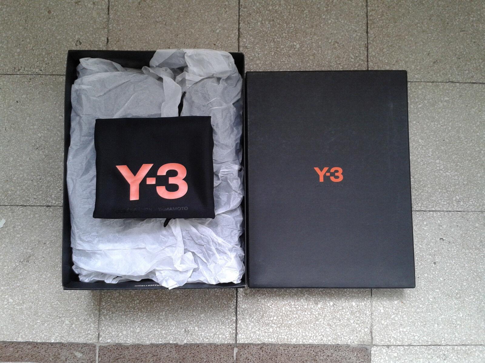 Adidas Y-3 Qasa High Primeknit Primeknit Primeknit Yamamoto S82123 nuove mai indossate   Un equilibrio tra robustezza e durezza    Gentiluomo/Signora Scarpa  7924e0