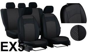 HYUNDAI I40 ESTATE 2011-2015 TAILORED FABRIC SEAT COVERS MADE TO MEASURE